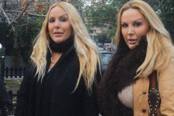 Θυμάστε τις σέξι αδερφές Κανονίδου των 90ς; Δείτε πως είναι σήμερα! - Gossip